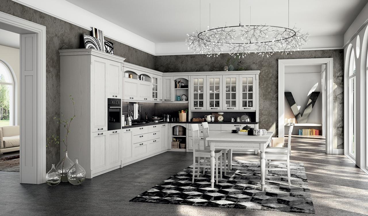 Classic Kitchen Arredo3 Virginia Model 02