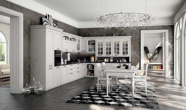 Classic Kitchen Arredo3 Virginia Model 02 - 01