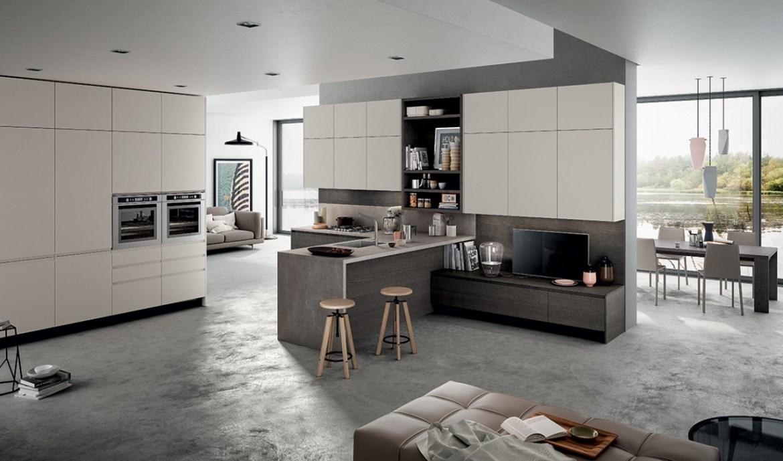 Modern Kitchen Arredo3 Wega Model 01 - 01