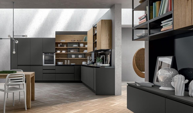 Modern Kitchen Arredo3 Wega Model 02 - 04