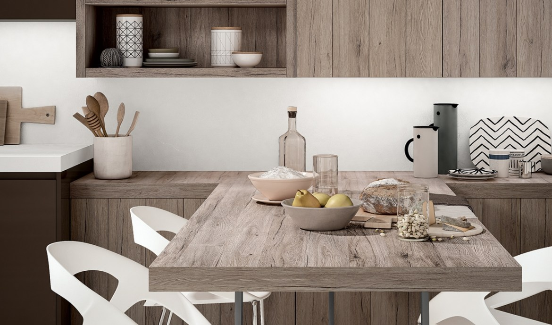 Modern Kitchen Arredo3 Wega Model 05 - 03