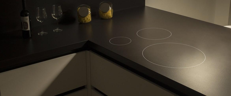 Casa Interior Cooking Rak: Placa de Inducción integrada en la encimera