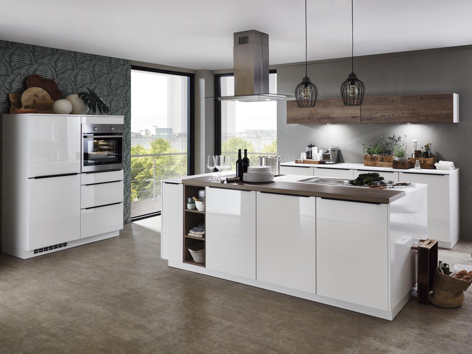 Cocina Moderna Küchentime Flash 503