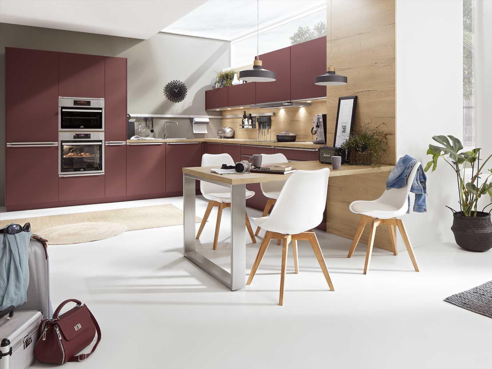 Modern Kitchen Küchentime EasyTouch 963
