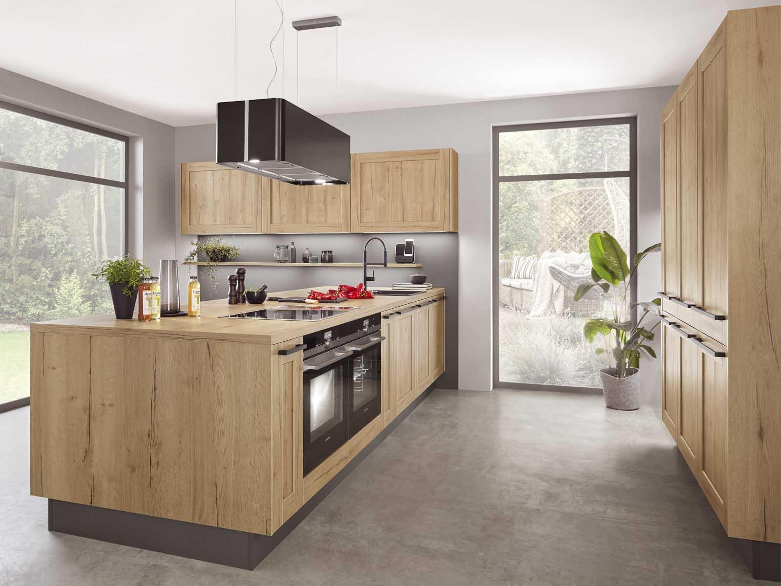 Cocina Moderna Küchentime Kansas 597
