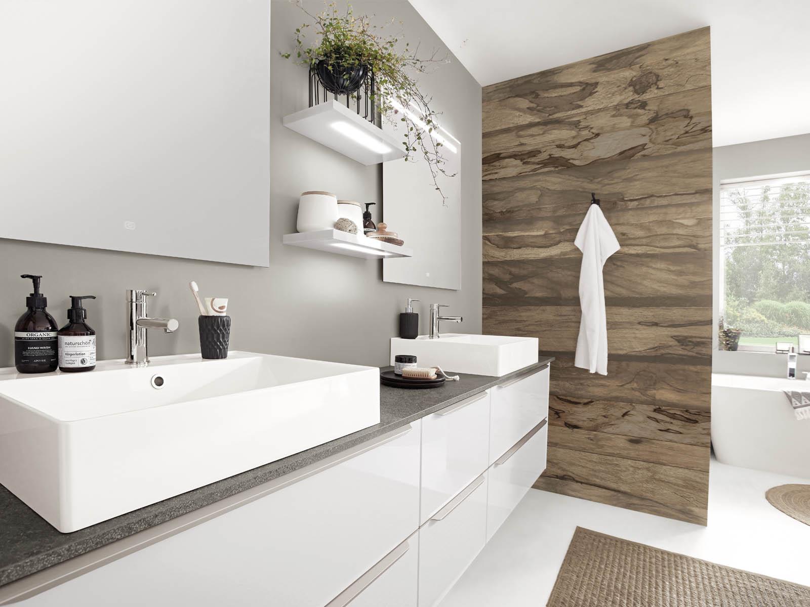 Küchentime Lux 817 - Bathroom