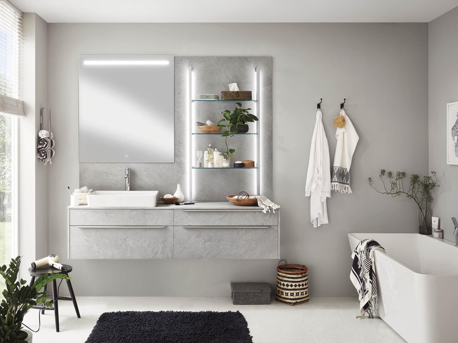 Küchentime StoneArt 304 - Bathroom