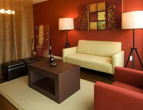 how to decorate a living room with dark brown couch porcelain tile design ideas cuadros modernos decorativos   casa web