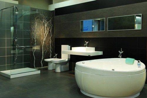 bao modernos baadera y ducha  Casa Web