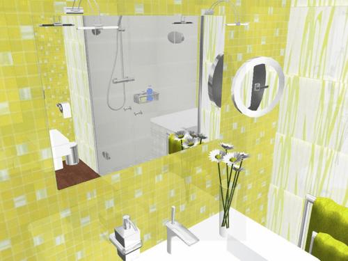 azulejos amarillos para bao  Casa Web