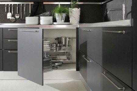 Tener una Cocina Moderna Organizada  Casa Web