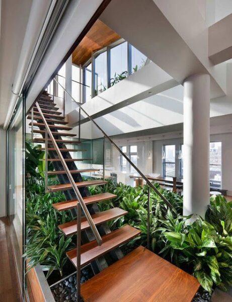 escaleras de diseo moderno  Casa Web