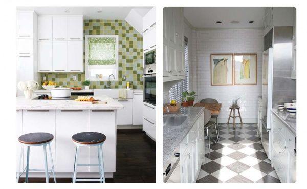 fotos de cocinas pequeas  Casa Web