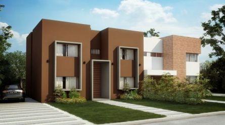 exterior casa exteriores casas colores pintura marron gris fachadas cafe modernas molduras medianeras pinturas tonos fachada pintar blanco tipos pintada