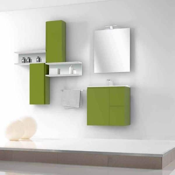 mobiliario minimalista moderno bao  Casa Web