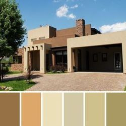 colores casa casas exterior exteriores pintura afuera combinacion pintar combinaciones combinarlos mira como decidir resulta eso dificil muchas veces parte
