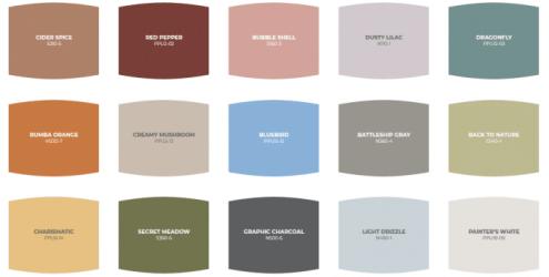 colores interiores tendencia casa decoracion tendencias decoracion combinacion mas