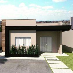 Fachadas de casas pequeñas Casa Web
