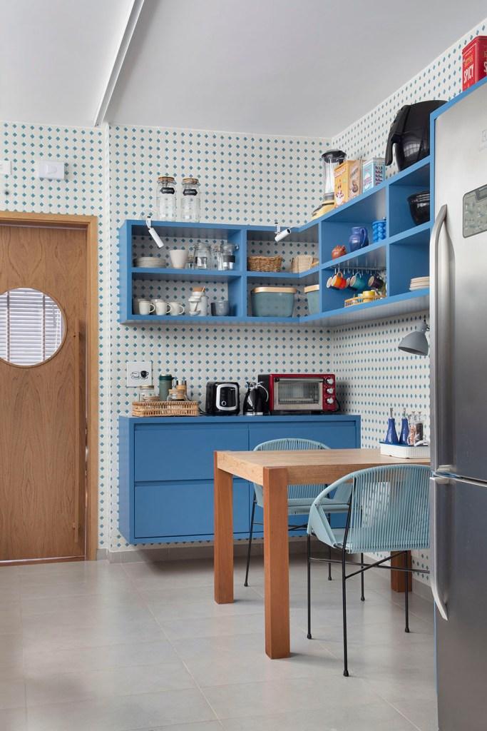 Apartamento nos Jardins assinado pela designer de interiores CACAU RIBEIRO foto 13 Vision Art NEWS
