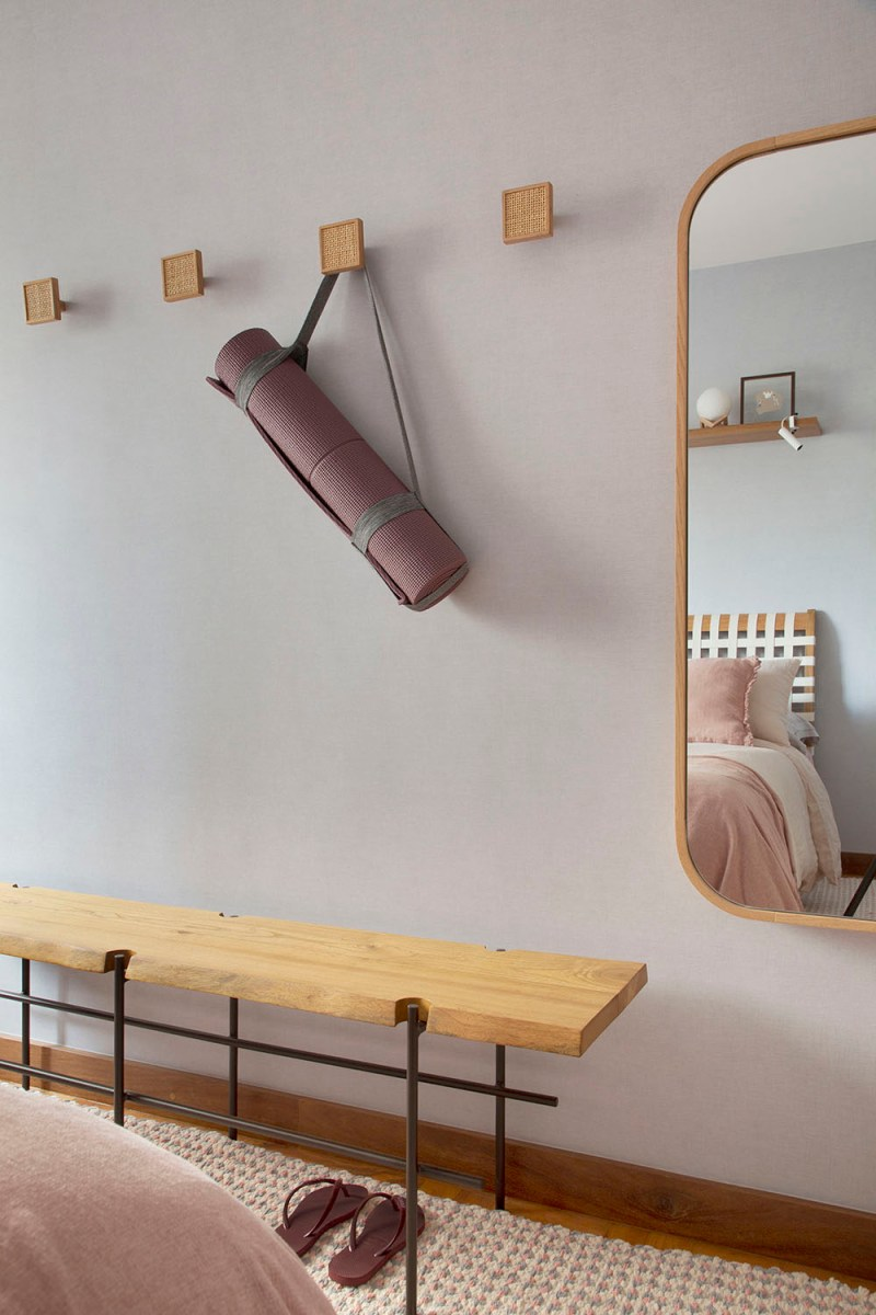Apartamento nos Jardins assinado pela designer de interiores CACAU RIBEIRO foto 16 Vision Art NEWS