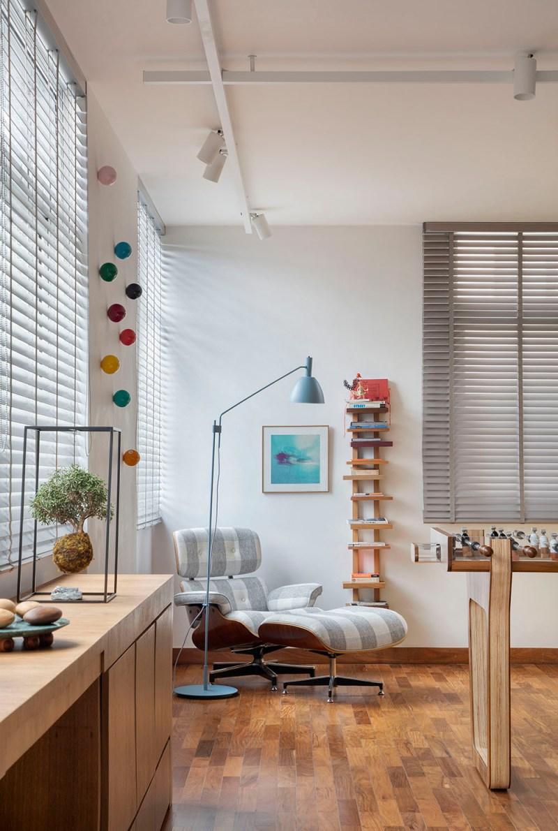 Apartamento nos Jardins assinado pela designer de interiores CACAU RIBEIRO foto 8 Vision Art NEWS