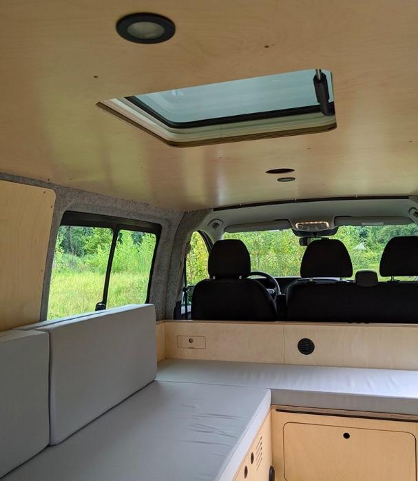 Designer transforma carro em casa para acampamentos 05 Vision Art NEWS