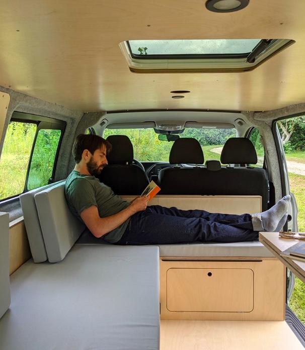 Designer transforma carro em casa para acampamentos 06 Vision Art NEWS