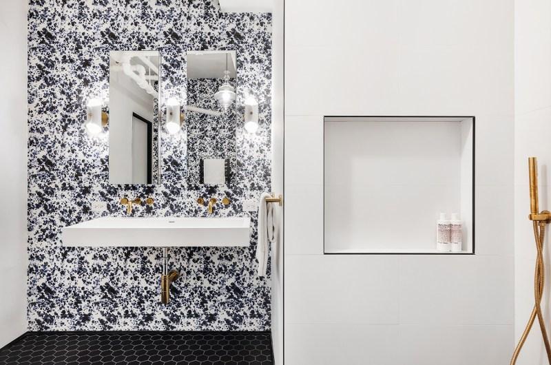 2 toques industriais e minimalistas marcam este loft de 140 m 2 em nova Vision Art NEWS