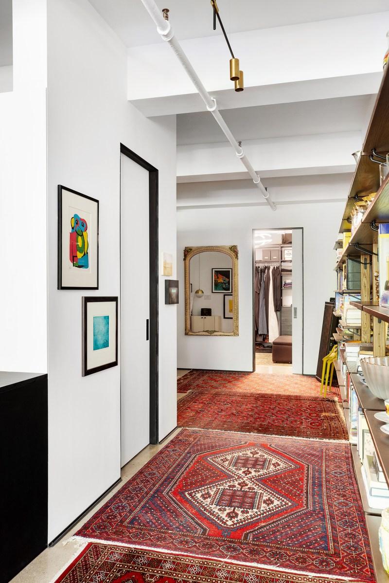 3 toques industriais e minimalistas marcam este loft de 140 m 2 em nova Vision Art NEWS
