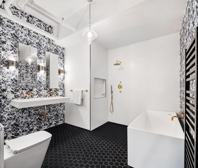 6 toques industriais e minimalistas marcam este loft de 140 m 2 em nova Vision Art NEWS