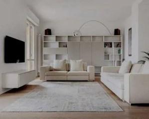 Design de interiores de apartamento