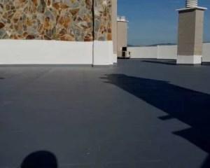 Impermeabilização de terraços e coberturas