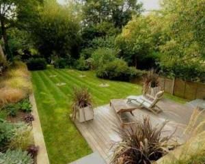 Remodelação de jardins