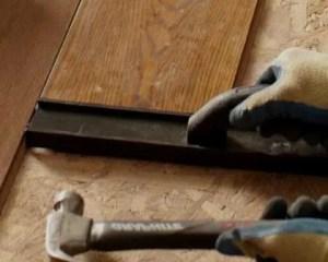 Revestimentos de interiores madeira