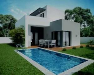 Construir casa moderna