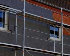 Reabilitação de edifício climatização