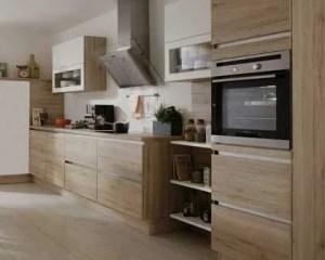 Remodelação de cozinha por medida moderna