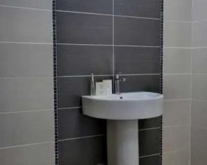 Revestimentos de casa de banho cerâmica