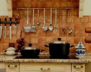 Revestimentos de cozinha