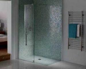 Substituir banheira por base de duche wc