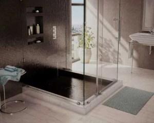 Substituir banheira por base de duche