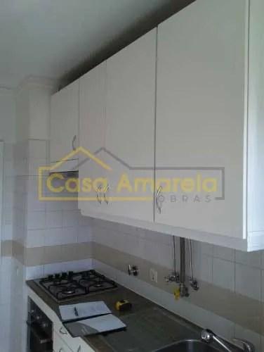 Remodelação de cozinha: antes das obras