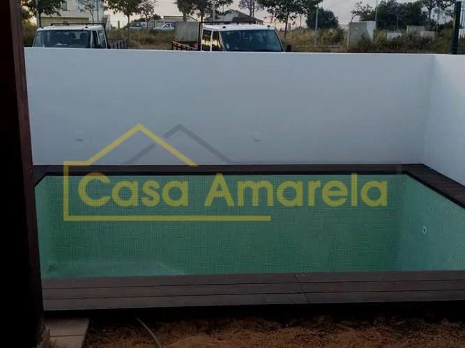 Construção de piscinas no Algarve