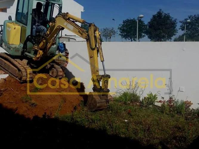 Construir piscina no Algarve
