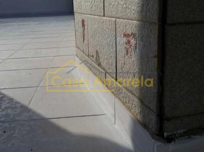 Impermeabilização de cobertura e terraços