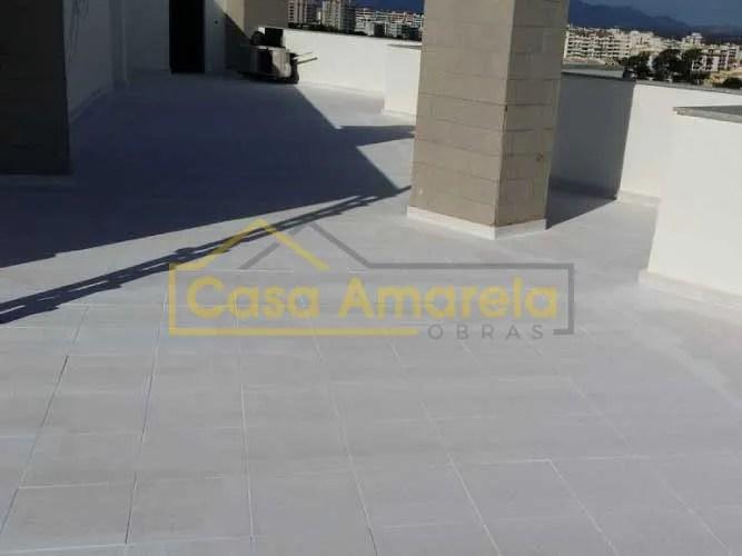 Impermeabilizar terraço no Algarve
