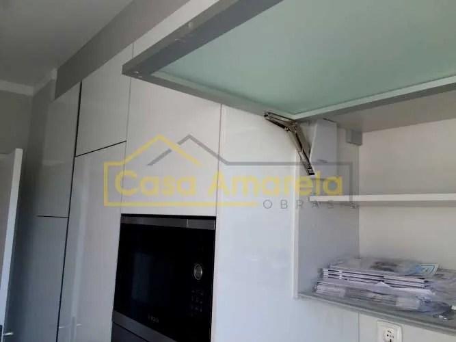 Móveis para remodelação de cozinha no Porto
