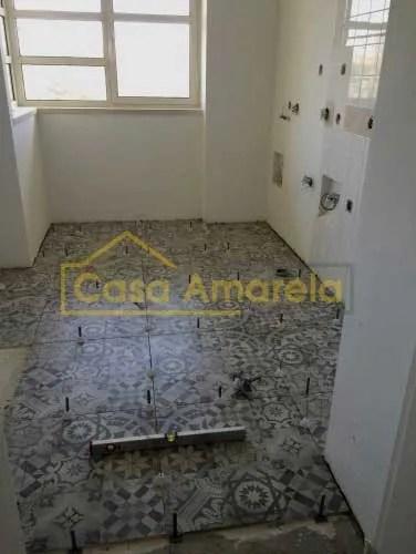 Pavimento para remodelação de cozinha