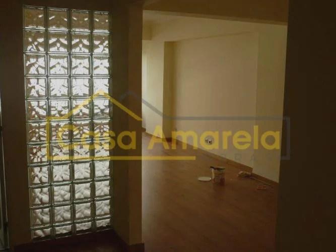 Remodelação de apartamento tijolo de vidro