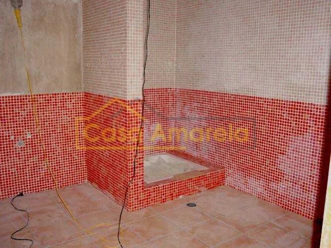 Remodelação de casa de banho antes